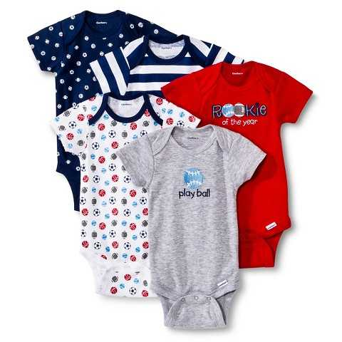 choose baby month onesies