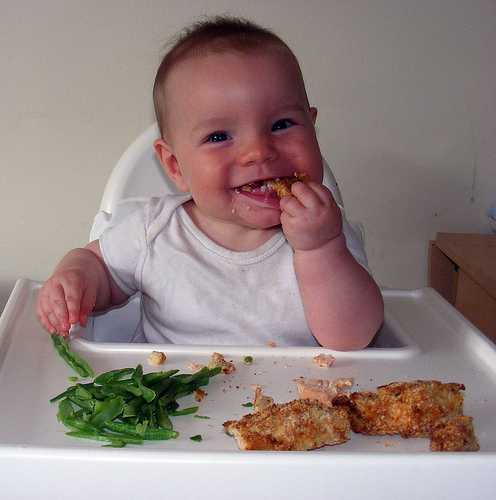 Easy To Eat Finger Foods For Baby
