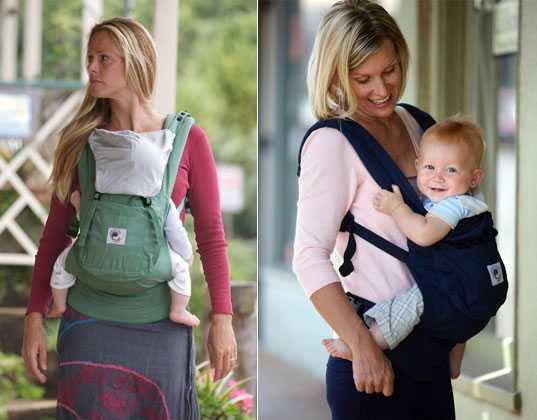 top baby carriers UK