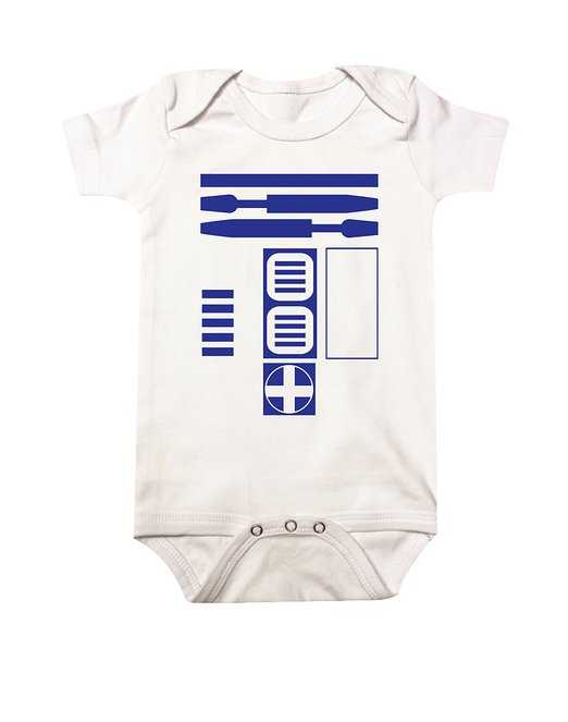 perfect for your little droid