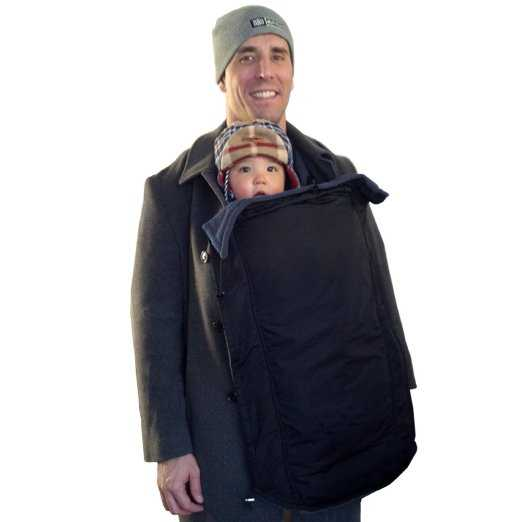 water-resistant cover and revisable hood can protect your baby