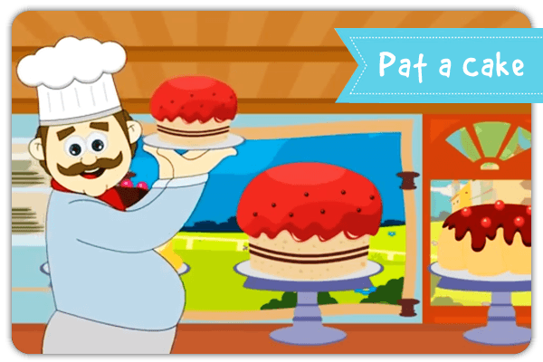 Bake Me A Cake As Fast As You Can Song