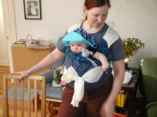mei tai baby carrier pattern