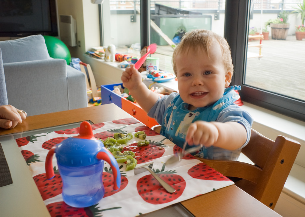 baby weaning meal planner