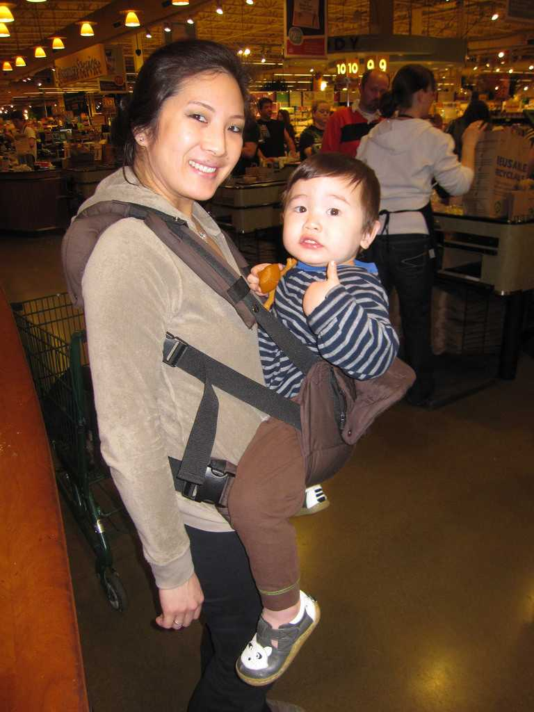 best baby carrier for older babies