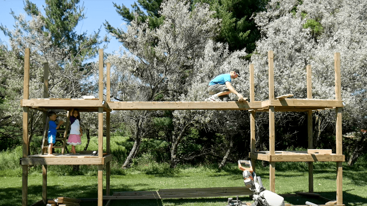 DIY: How To Build Your Own Playsets For Kids (Swings, Slides U0026 More)