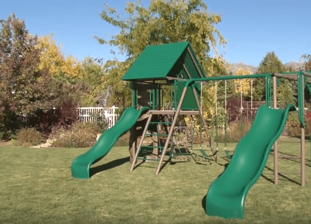 Lifetime Deluxe Swingset Epic Outdoor Fun What We Know